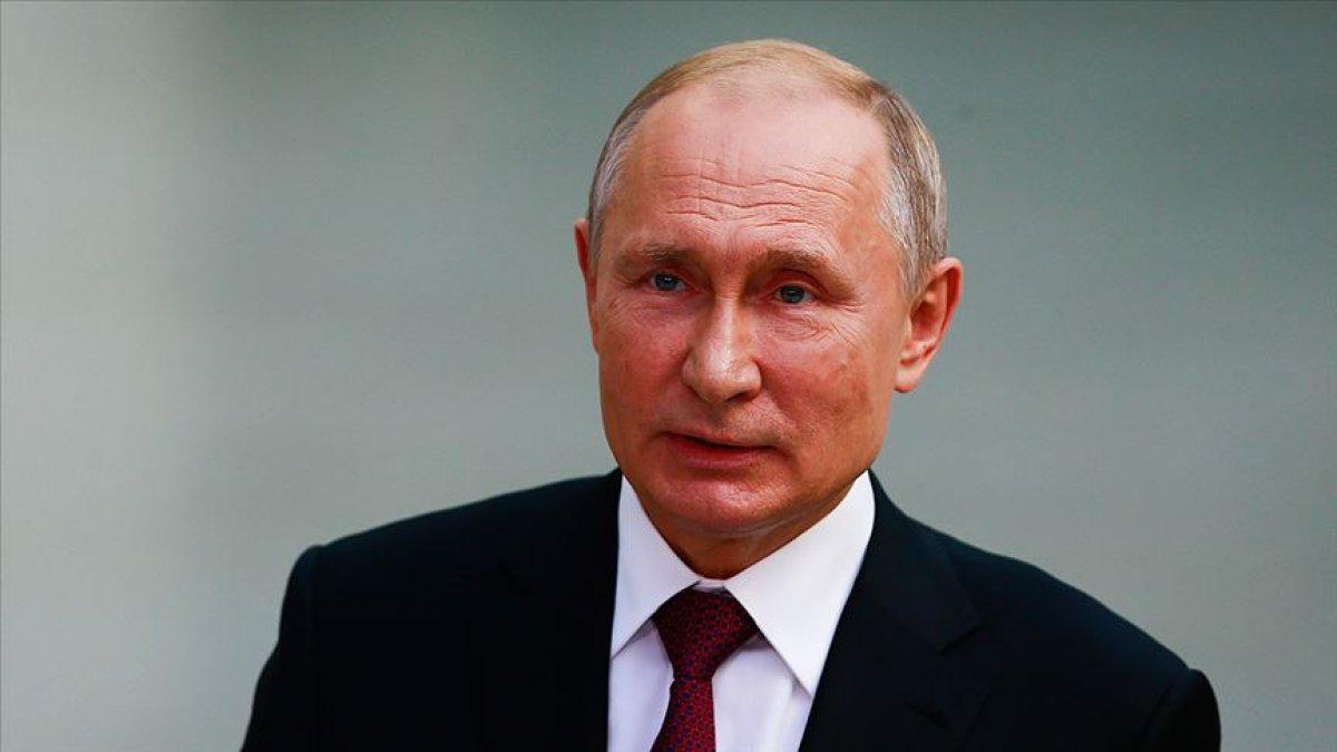 Vladimir Putin karantinaya girdi