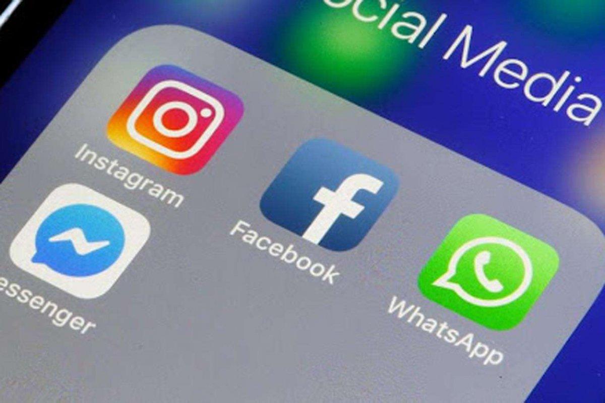 WhatsApp, Instagram ve Facebook çöktü mü, neden açılmıyor? Kullanıcılar Twitter a akın etti! #1