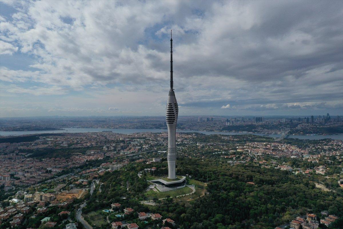 Yayıncılık hayatına giren Çamlıca Kulesi 1 yılı devirdi #1