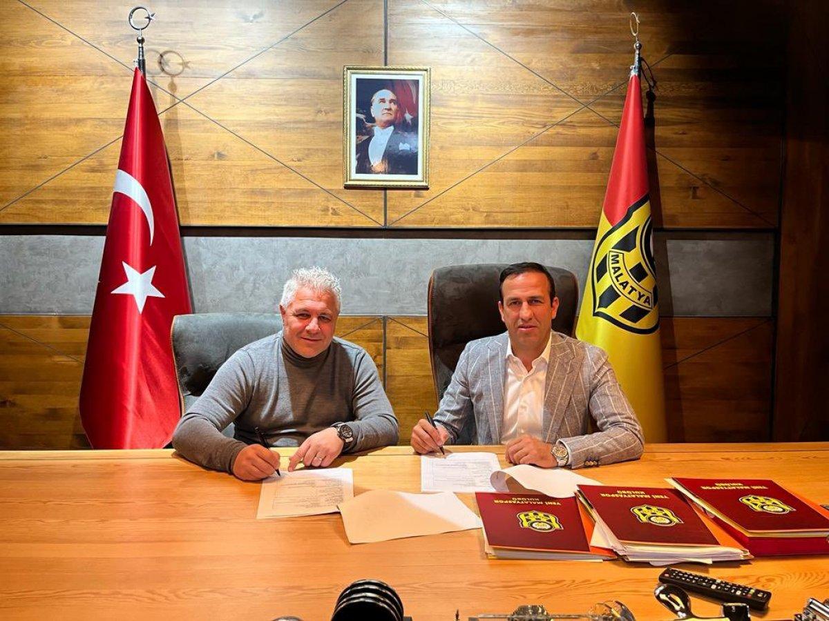 Yeni Malatyaspor, Marius Sumudica ile sözleşme imzaladı #1