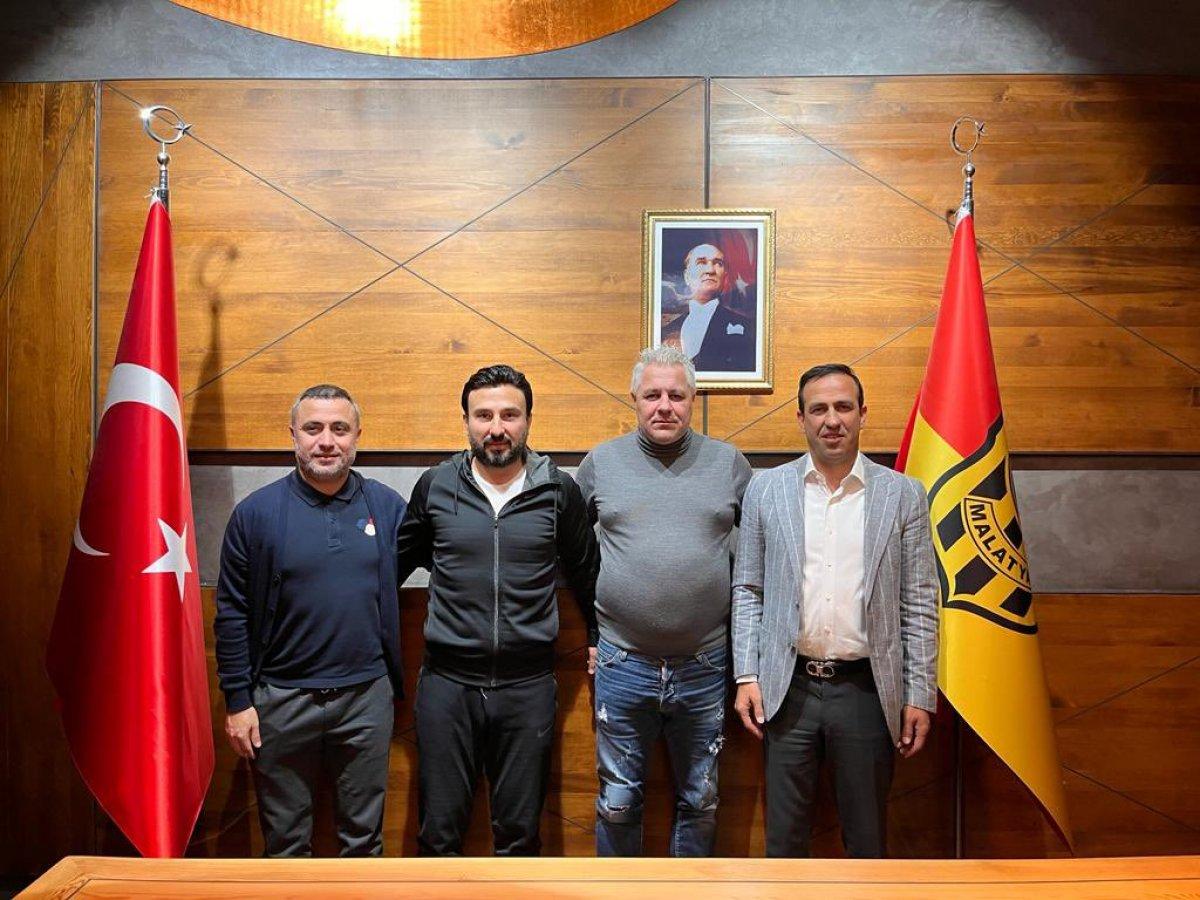 Yeni Malatyaspor, Marius Sumudica ile sözleşme imzaladı #2