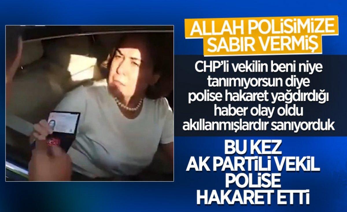 Zeynep Gül Yılmaz dan polise hakareti sonrası ilk açıklama #3